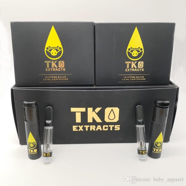 TKO Carts Sativa