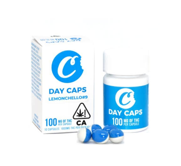 Uncle Herbs Day Caps