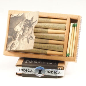 Lowell Herb Co Indica Pre Rolls