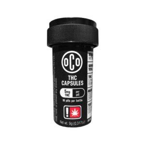 OCO's THC Capsule