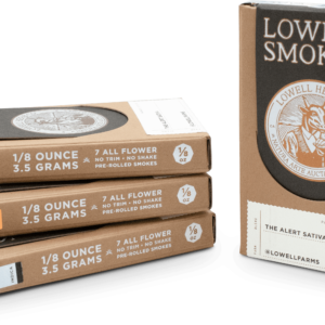 Lowell Herb Co Sativa Pre Rolls