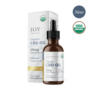Unflavored Oil Tincture Organic CBD Broad Spectrum