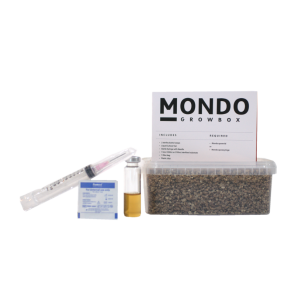 Magic Mushroom Substrate kit XL | Mondo® Grow Box XL